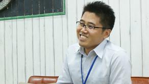 熱技術開発株式会社 広島出張所 駐在員 黙 雄軍さん~Gorai'インタビュー~