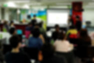 peekaboo小村さま、TomTak毛利さまをお呼びし、起業家トークセッションを開催しました!