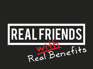 Real Friends with Real Benefits