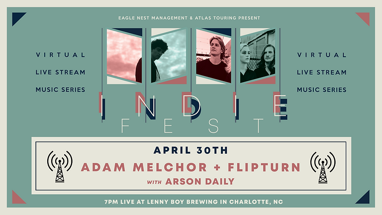 EXPERIENCE INDIE FEST VIRTUALLY