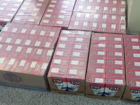 Buffet Pichita Lanna doa 120 litros de leite