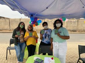 Grupos contemplados pelo Audioetal realizam ações de acolhimento em suas comunidades