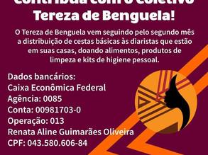 Conheça as comunidades beneficiadas: Coletivo Tereza de Benguela