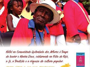 Conheça as comunidades beneficiadas: Quilombo de Arturos