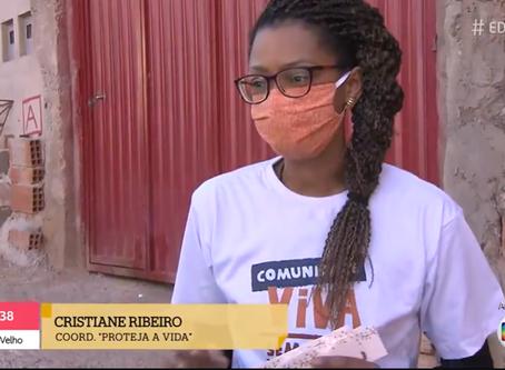 Violência contra a mulher cresce 35% durante a pandemia
