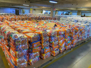Comunidade Viva Sem Fome aprimora ações de acompanhamento com as famílias