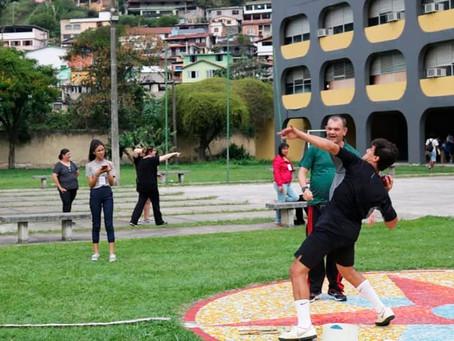 Estudantes criam jogos esportivos inclusivos reunindo escolas do RJ