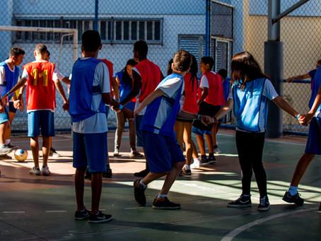 Valorização da diversidade e miniatletismo no Ceará