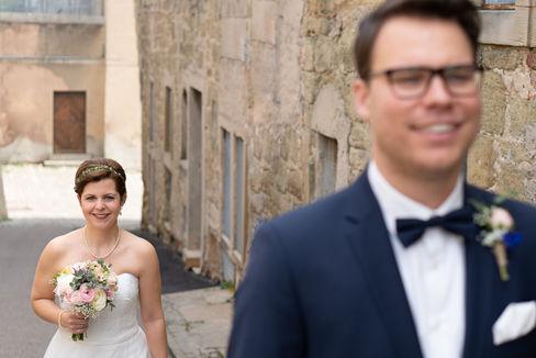 First Look - Die Braut
