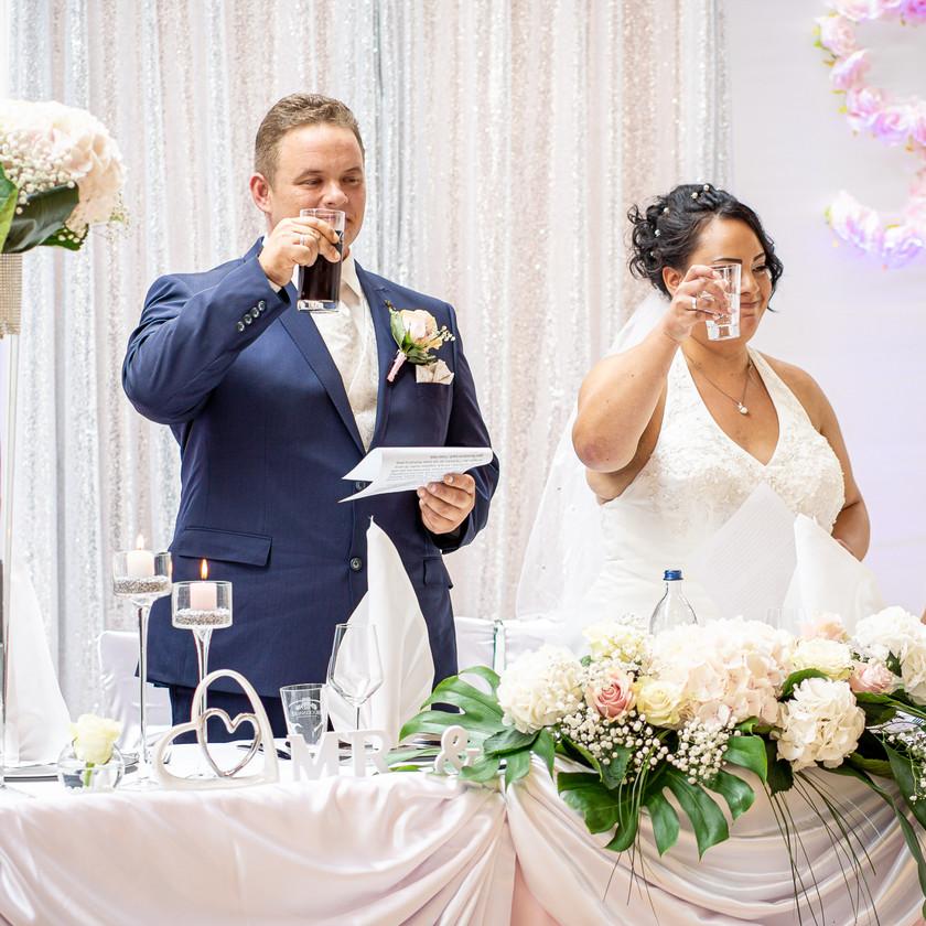 Die Hochzeitsansprache