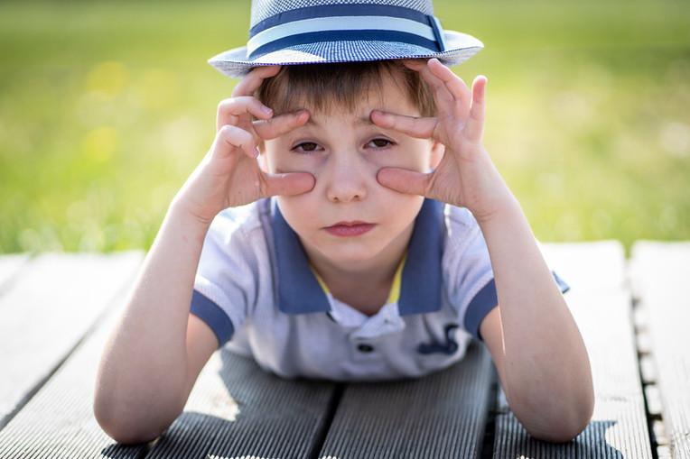 Kinderfotos - Ganz individuell