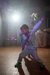 Stars auf der Tanzfläche