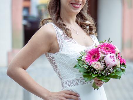 Als Hochzeitsfotograf in Kitzingen