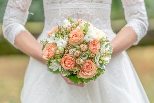 Details - Der Brautstrauß