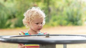 Kinderfotos - Ganz sie selbst