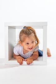 Kinderfotos - Mit Kulisse