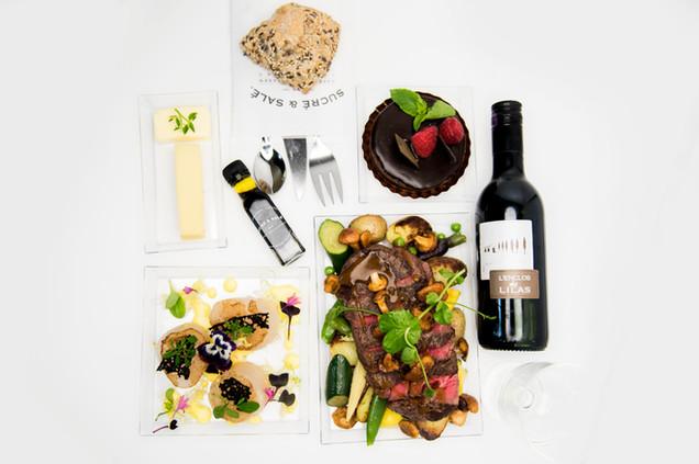 Chef's Meals: Roast Beef