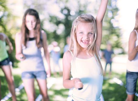 Help boost your child's self-esteem