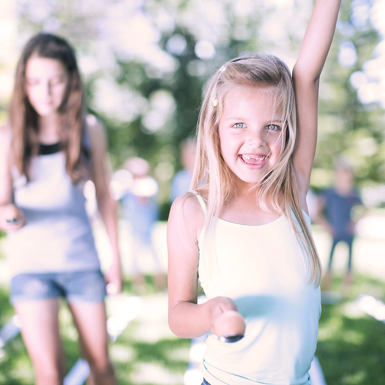 Easter Yoga Kids Event