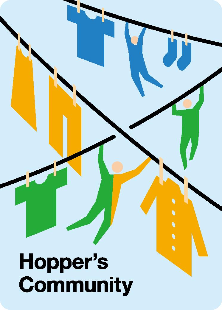 Hopper's Community