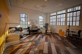 Tramremise, Oude busstation, Druten, leefstijlcentrum, de Remise, podotherapie, podotherapeut, praktijkruimte,