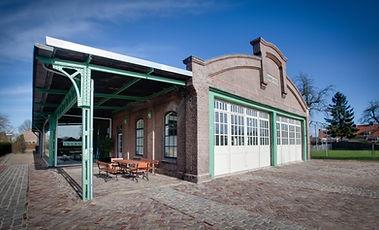 Tramremise, Oude busstation, Druten, leefstijlcentrum, de Remise, podotherapie, podotherapeut,