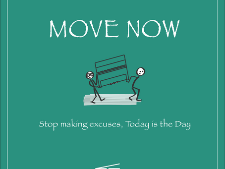 Why Do People Procrastinate Before Their Moving Day?