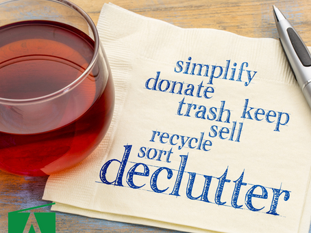 Why Declutter Before the New Year?