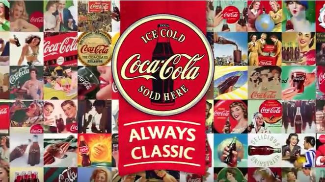 Coca-Cola | Always classic
