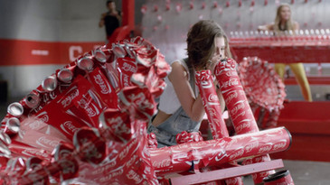 Coca-cola | Recycled music factory