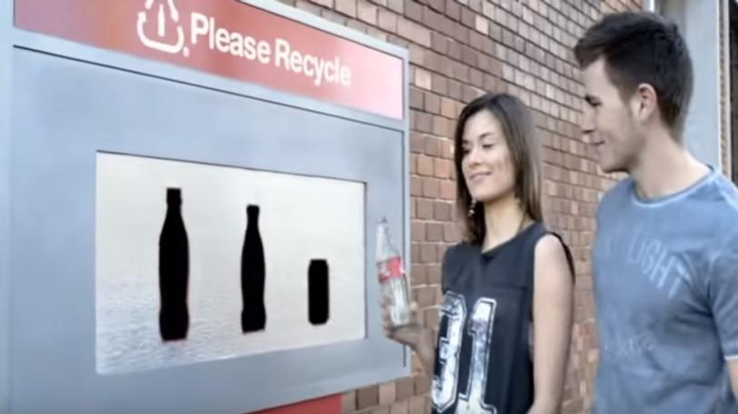 Coca-cola | Recycled safari