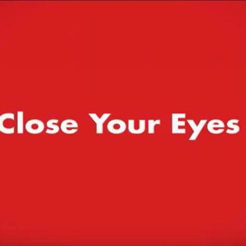 Coca-cola   Close your eyes   Black