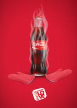 Coca-Cola | Summer love print