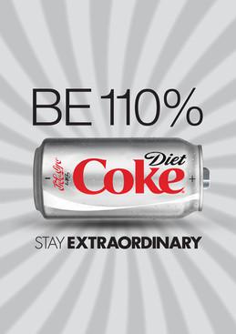 Diet Coke | 110%