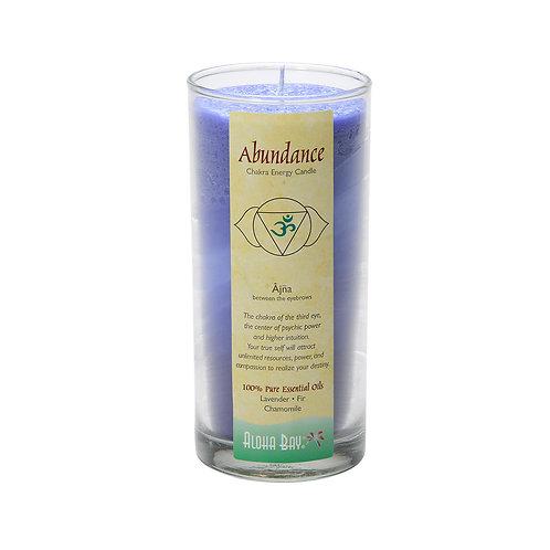 脈輪能量香氛玻璃裝-眉心輪-Abundance