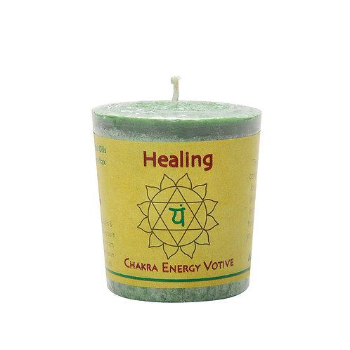 脈輪香氛許願小燭-心輪-Healing