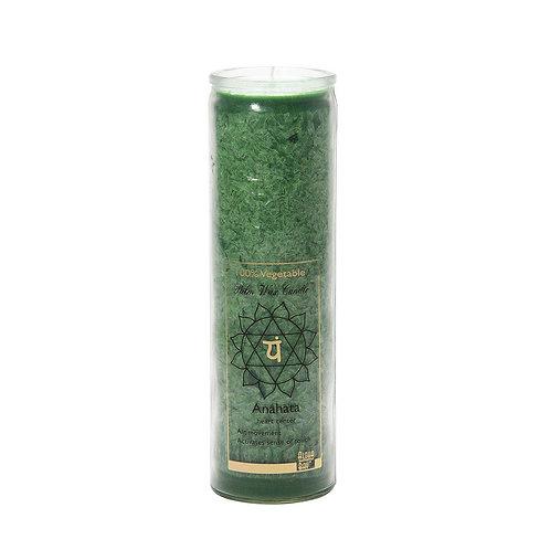 脈輪能量無香味-心輪-綠