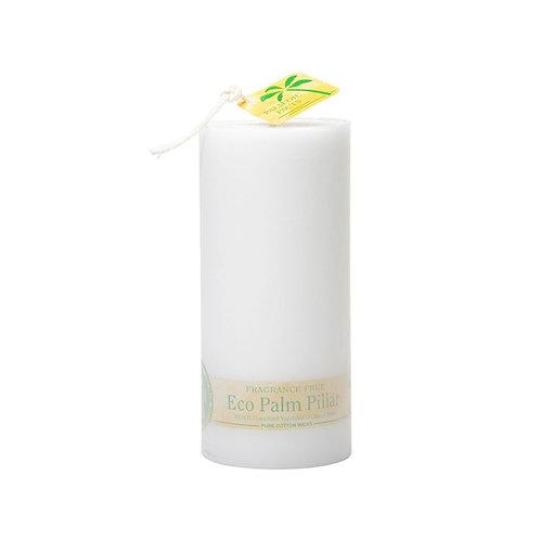 Eco Palm Wax™無香味柱狀蠟燭