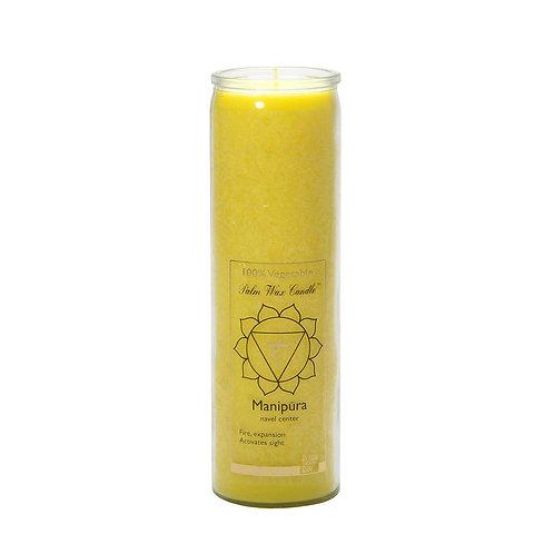 脈輪能量無香味-太陽神經叢-黃