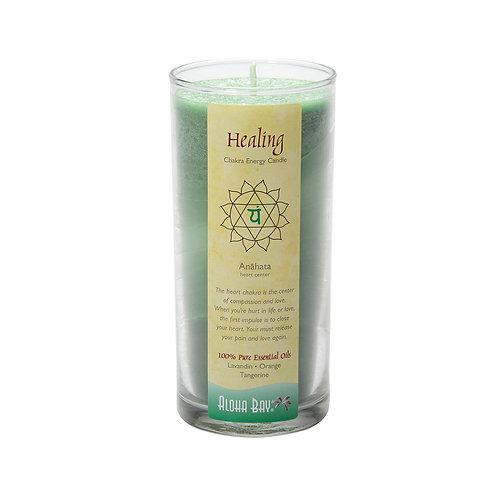 脈輪能量香氛玻璃裝-心輪-Healing