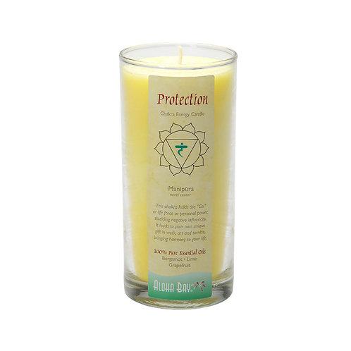 脈輪能量香氛玻璃裝-太陽神經叢-Protection