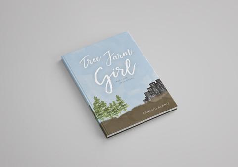 Tree Farm Girl Book Cover