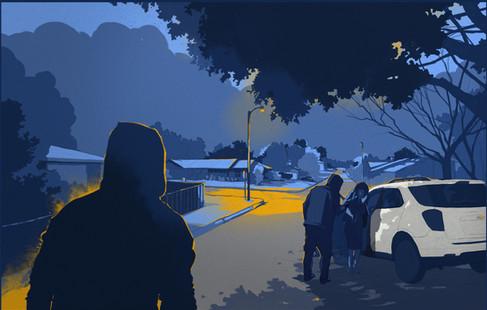 Illustration for OnStar Member Story