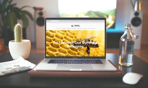 Total Packaging Solutions Website
