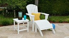 "Poly Lumber Outdoor Furniture: Why this ""wood"" rocks!"