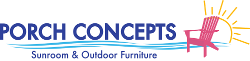 The largest outdoor furniture showroom in all of Wilmigton NC is at Porch Concepts. Porch Concepts carries indoor and outdoor furniture pieces such as sofas, chairs, bar stools, adirondacks, pub tables, dining sets, tiki bars, umbrellas, chaise loungers, and pool furniture. We serve Wilmington NC, Leland NC, Wrightsville Beach NC, Hampstead NC, Topsail Island NC, Carolina Beach NC, Figure Eight Island NC, Shallotte NC, Southport NC, Saint James NC, and Bald Head Island NC.