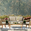 Thumbnail: Outdoor Living - Fort Fisher 4pc Set
