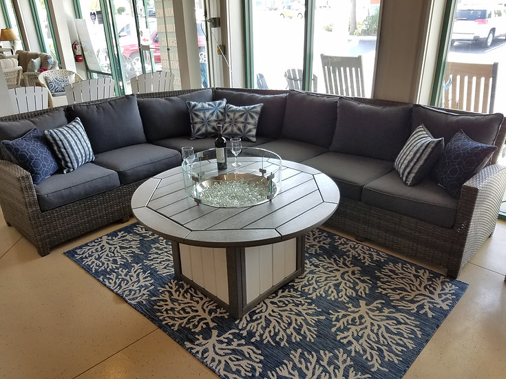 Coastal View Outdoor Sectional