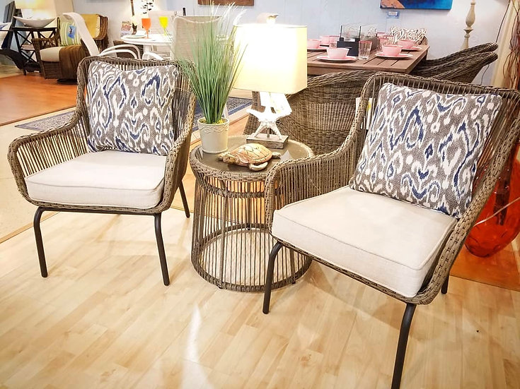 Low Country Outdoor 3pc Set