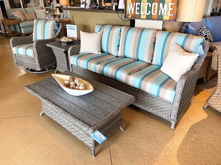 Mayfair Outdoor Set (4pc)